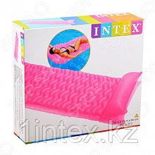 Пляжный надувной матрас Intex