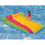 Пляжный надувной матрас Intex , фото 2