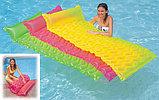 Пляжный надувной матрас Intex , фото 3