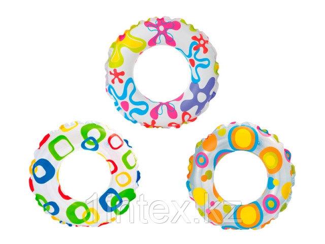 Надувные круги Intex