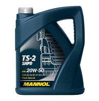 Моторное масло MANNOL TS-2 20W50 SHPD 5L