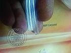 Шланг силиконовый мягкий гибкий прозрачный, трубка для краски широкоформатные принтеры, фото 5