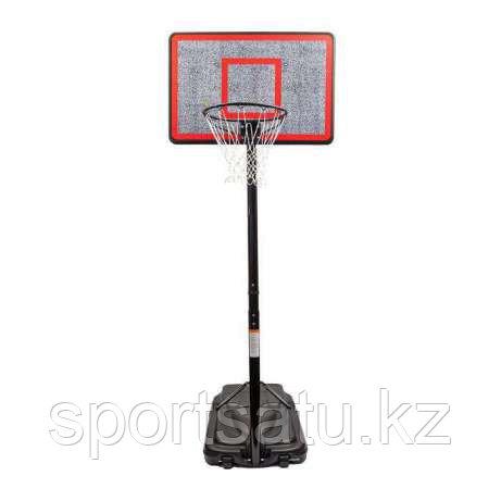 Мобильная баскетбольная стойка с регулируемой высотой