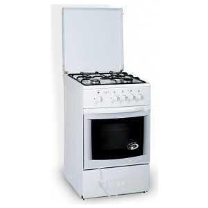 Плита кухонная газовая GRETA 1470-00 16 белая