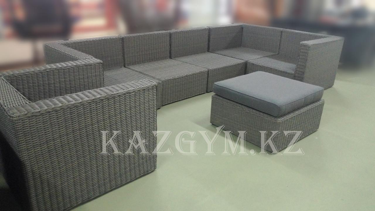 "Комплект мебели из ротанга ""Мюнхен"", с подушками"