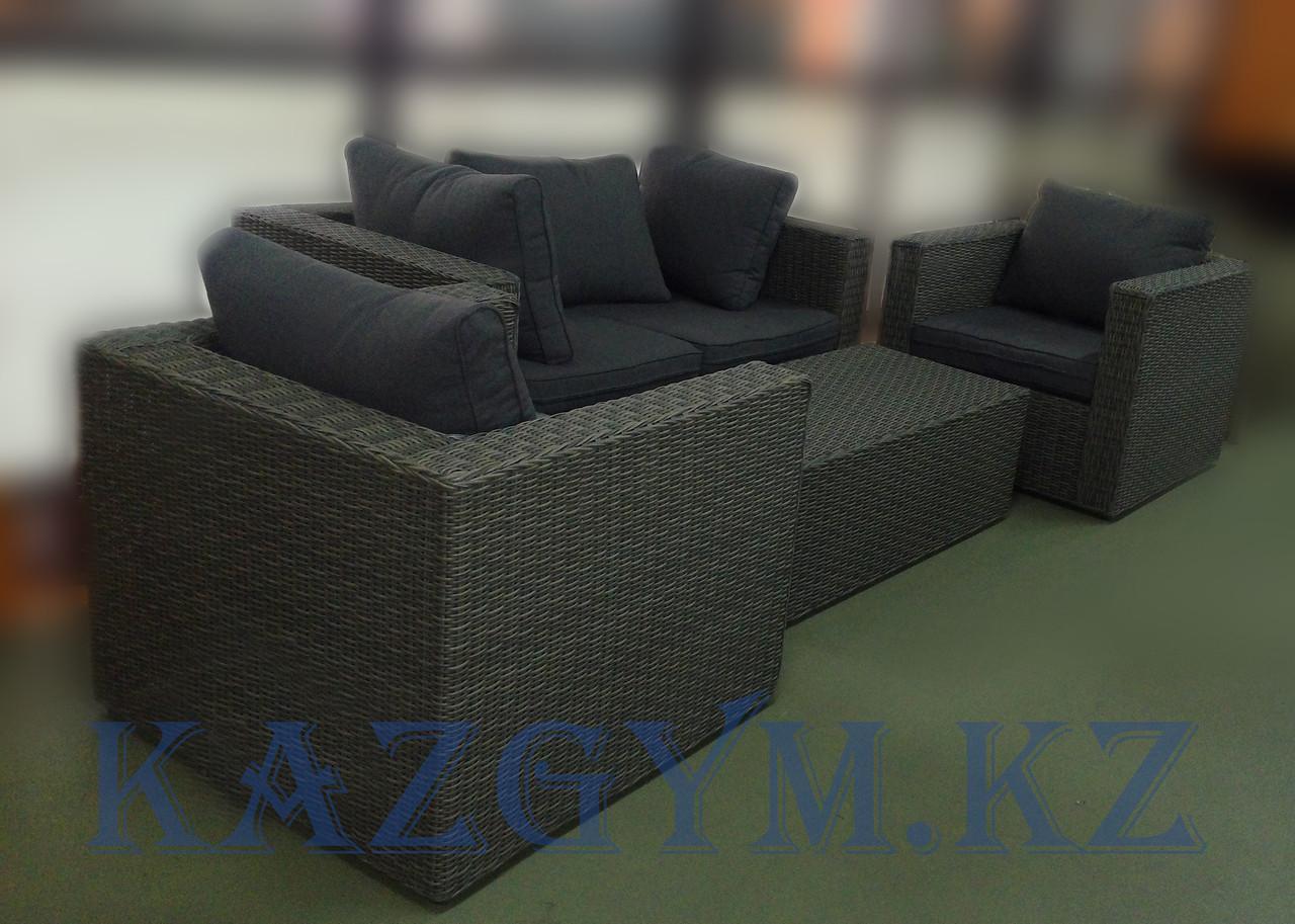 """Комплект мебели из ротанга """"Мюнхен-3"""""""
