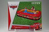 Детский надувной бассейн «Тачки» Intex, фото 3