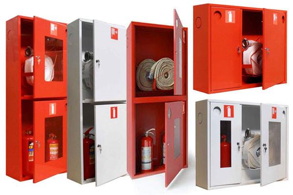 Шкафы пожарные для кранов