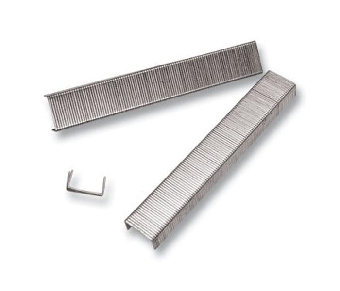 (41206) Скобы, 6 мм, для мебельного степлера, закаленные, тип 53, 1000 шт.// MATRIX MASTER