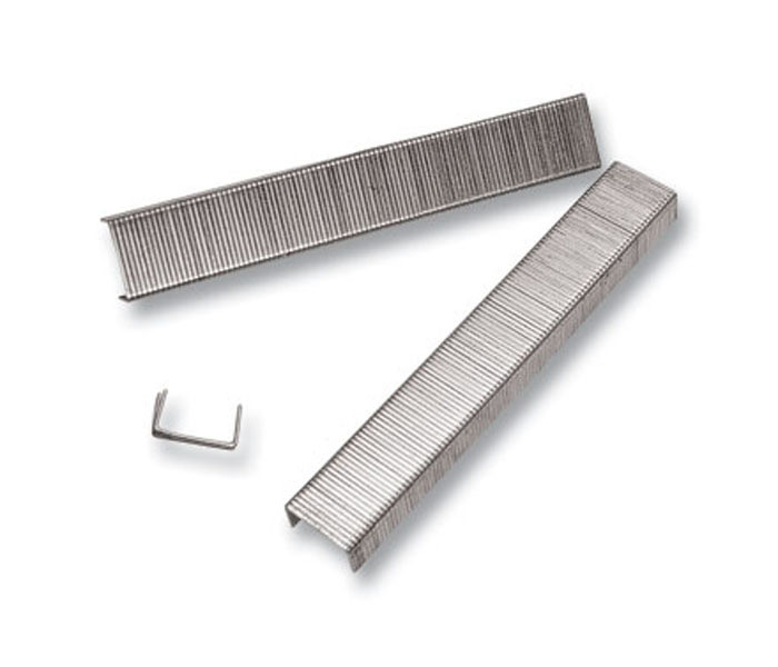 (41210) Скобы, 10 мм, для мебельного степлера, закаленные, тип 53, 1000 шт.// MATRIX MASTER