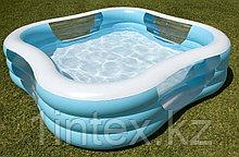 Детский надувной бассейн Intex «Акварена»