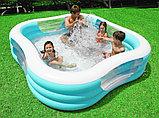 Детский надувной бассейн Intex «Акварена», фото 2