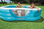 Детский надувной бассейн Intex «Акварена», фото 4