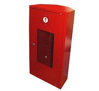 Шкаф пожарный ШПО-05 (320*650*230) угловой для 1 огнетушителя