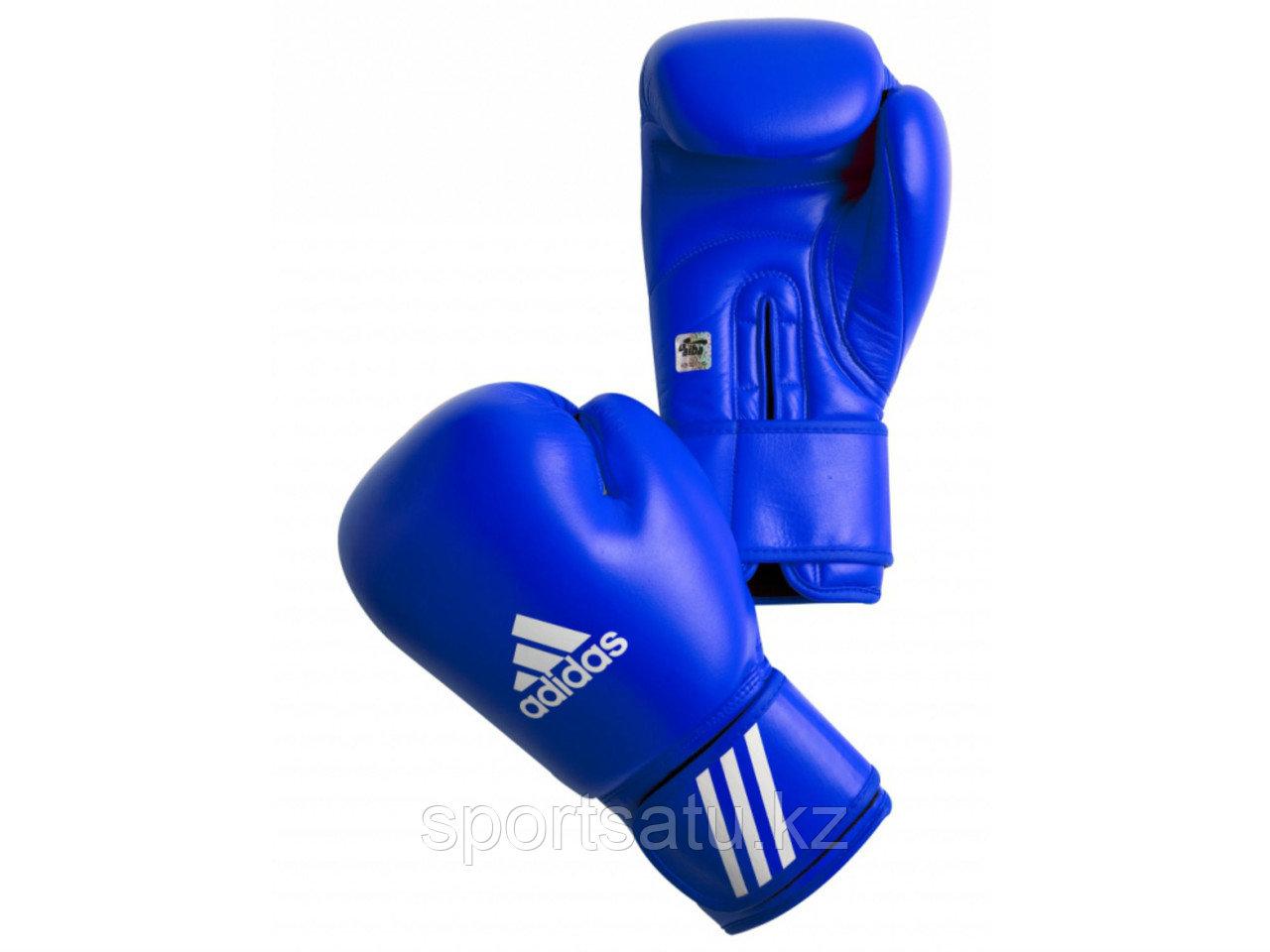 Перчатки боксерские ADIDAS (одобрен AIBA)