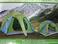 Палатка Chanodug 3х местная, фото 1