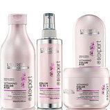 Шампунь без сульфатов для защиты и сохранения цвета окрашенных волос Vitamino Color AOX Soft Cleanser 300 мл., фото 5