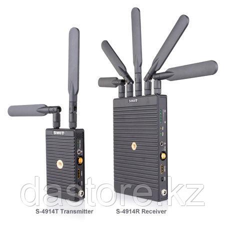 SWIT S-4914 A/S передатчик и приёмник для телевизионной видеокамеры