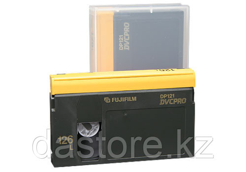 Fuji DP121 126L кассета DVCPRO 126 мин., фото 2