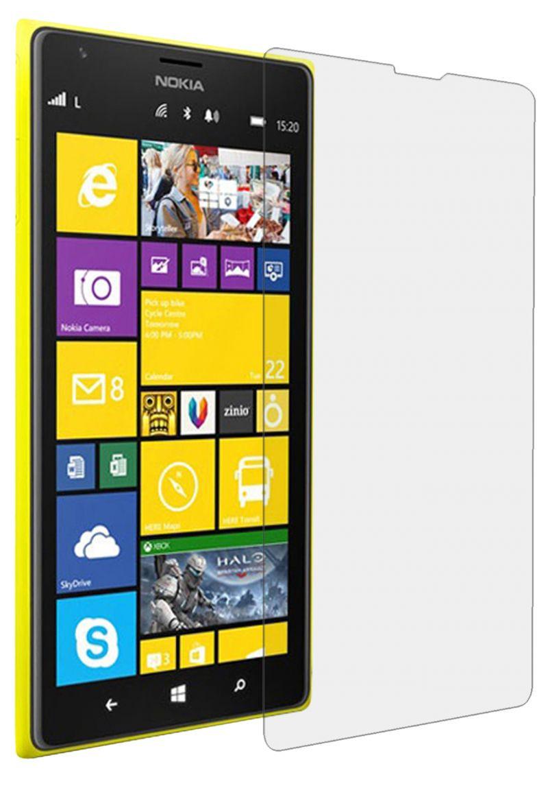 Противоударное защитное стекло Crystal на Nokia Lumia 730/735