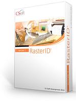 RasterID 3.6 c дополнительным модулем распознавания (ABBYY FineReader 9.0), сет. лиц-я, серв. часть