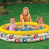 Надувной детский бассейн Intex, фото 3