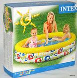Надувной детский бассейн Intex, фото 4