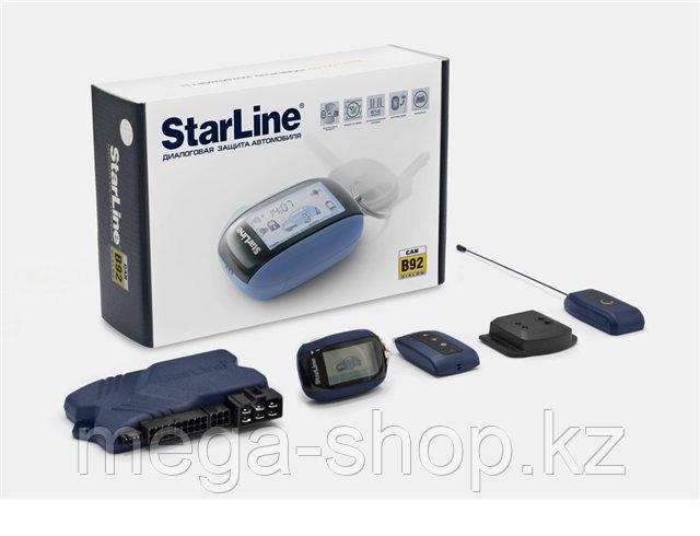 Автосигнализация starline B92
