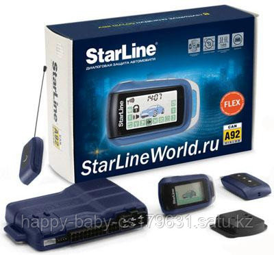 Автосигнализация starline A92 Dialog