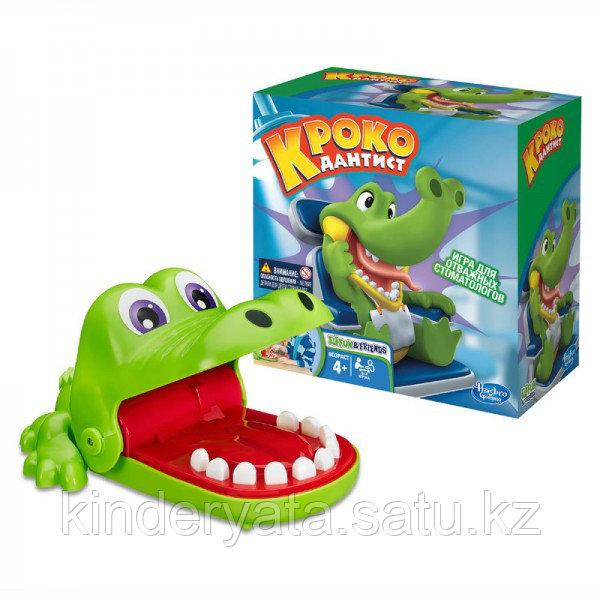 "Игра ""Крокодильчик Дантист"" Hasbro"