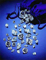 Муассанит (синтетический камень) (Moissanite)