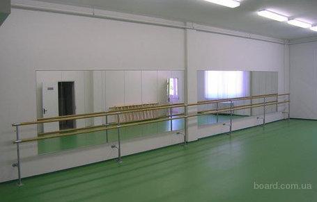Станок балетный настенный двухрядный 3м, фото 2