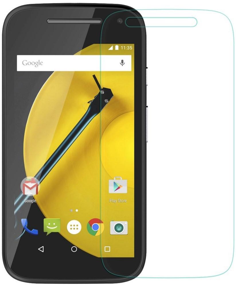Противоударное защитное стекло Crystal на Motorola Moto E2