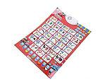 """Интерактивный плакат """"тачки"""" Joy toy, фото 2"""