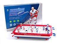 """Настольная игра """"хоккейная битва"""" , фото 1"""