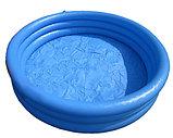 Надувной бассейн Кристалл Intex , фото 2