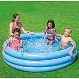 Надувной бассейн Кристалл Intex , фото 4