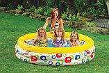 Детский надувной бассейн Intex Геометрия, фото 2