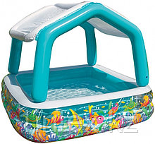 Intex Детский бассейн Рыбки