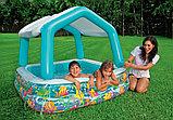 Intex Детский бассейн Рыбки, фото 4