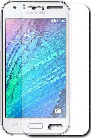 Противоударное защитное стекло Crystal на Samsung Galaxy J1 J100F