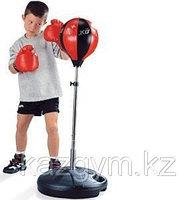 Набор для бокса детский (груша на стойке и перчатки)