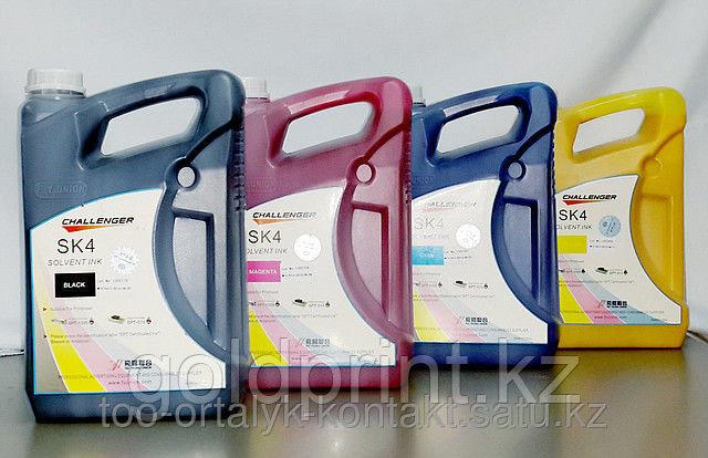 Сольвентные краски INFINITI SK4 (оригинал), фото 2