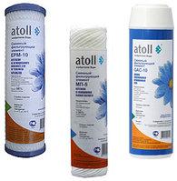 Картриджи Atoll для фильтров