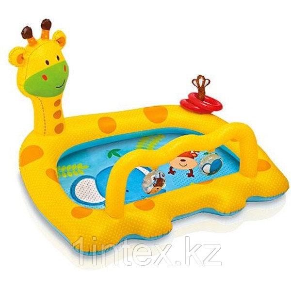 """Надувной бассейн """"Маленький Жираф"""" INTEX"""