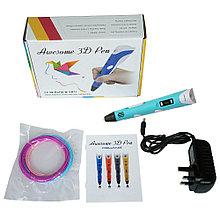 3D ручка  c LCD дисплеем.