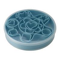 ДРОММАР Набор формочек для печенья, 14 шт, голубой