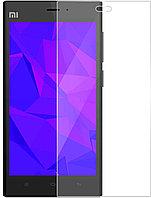 Противоударное защитное стекло Crystal на Xiaomi Mi3, фото 1