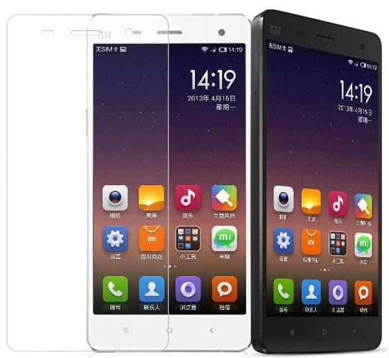 Противоударное защитное стекло Crystal на Xiaomi Mi4