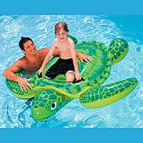 Надувная игрушка Черепаха Intex, фото 2